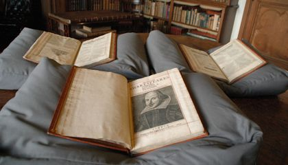A New Copy of Shakespeare's First Folio Was Found in a Scottish Library