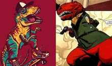 Blog Carnival #32: Scientist Stereotypes, Sauropod Necks, Dinosaur Facts and More