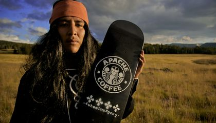 """Ramp It Up: Skateboard Culture in Native America"" Opens Friday"