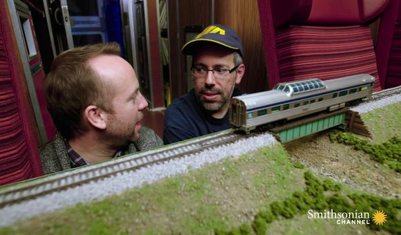 Preview thumbnail for video'What Makes This Canadian Train So Special?