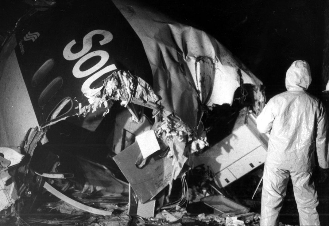 What Happened When a Southern Airways Flight 242 Crashed in Sadie