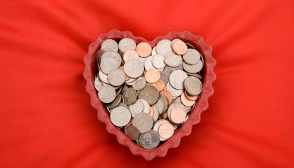 Nothing Says 'I Love You' Like a Bit of Pocket Change