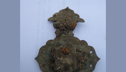 Lock Dating to Revolutionary War Period Found at Michigan Fort