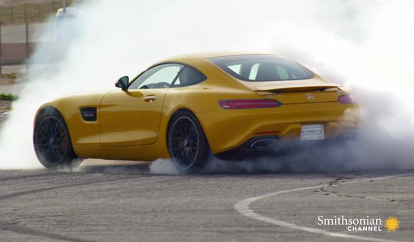 Preview thumbnail for video'How Engine Placement Gives This Mercedes-AMG Its Edge