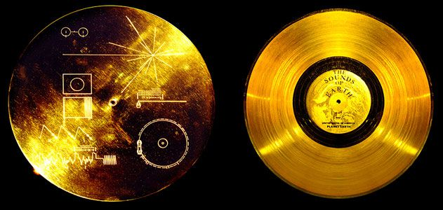 What Is on Voyager's Golden Record? | Science | Smithsonian