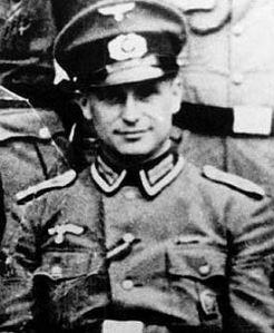 "Klaus Barbie, the war criminal notorious as ""the Butcher of Lyon,"" personally interrogated Bloch."