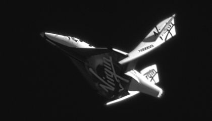 SpaceShipTwo Suffers Fatal Accident During a Test Flight