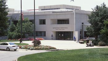 Smithsonian's Museum Support Center in Suitland, Maryland