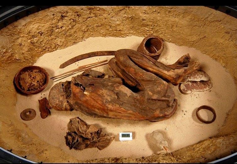 Egyptians Cracked Recipe for Embalming Resin Well Before