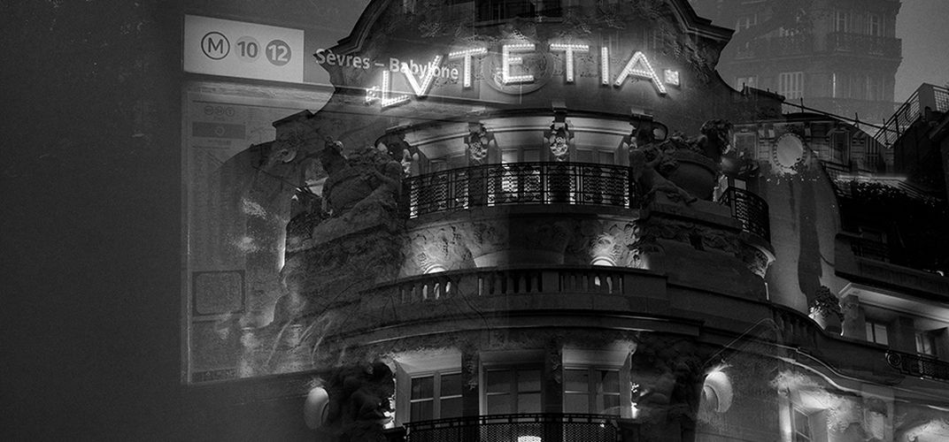 Caption: Paris' Hotel Lutetia Is Haunted by History