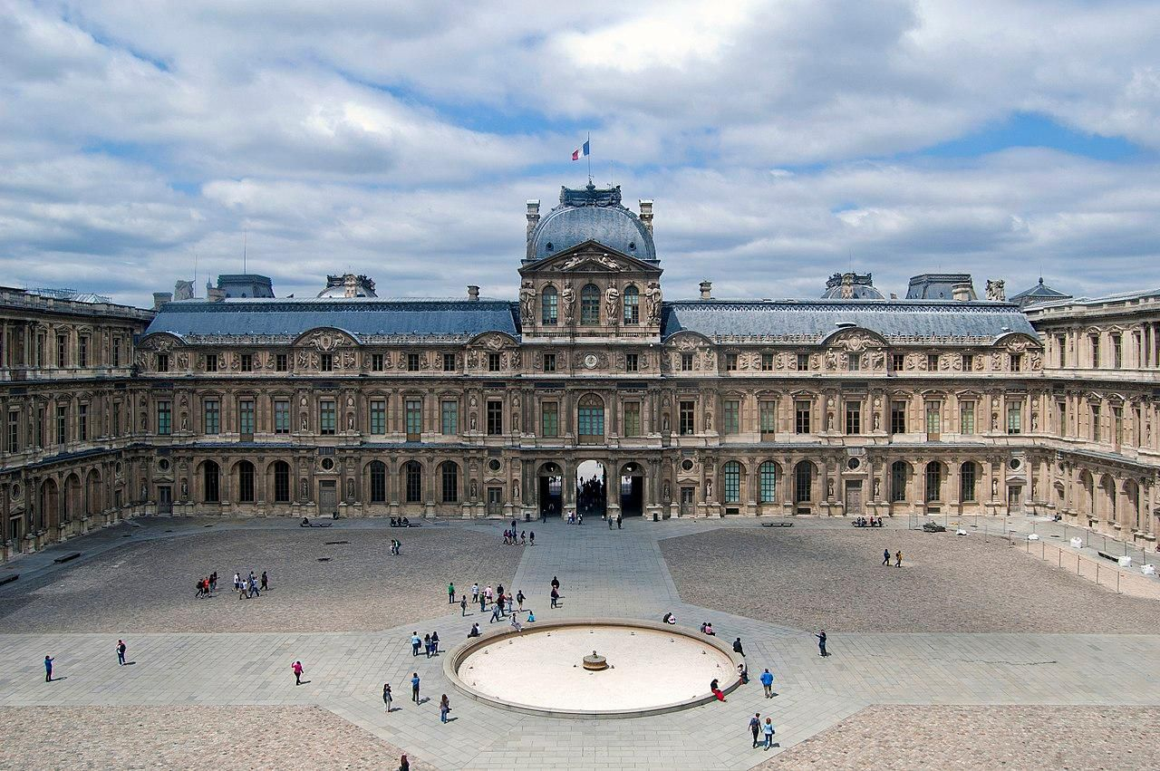 Art Historian Identifies Ten Nazi Looted Paintings In The Louvre S