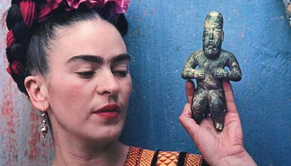 The Real Frida Kahlo