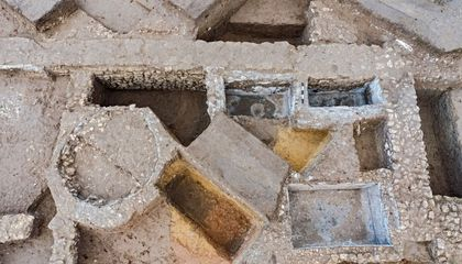 Ancient Roman Fish Sauce Factory Unearthed in Israel