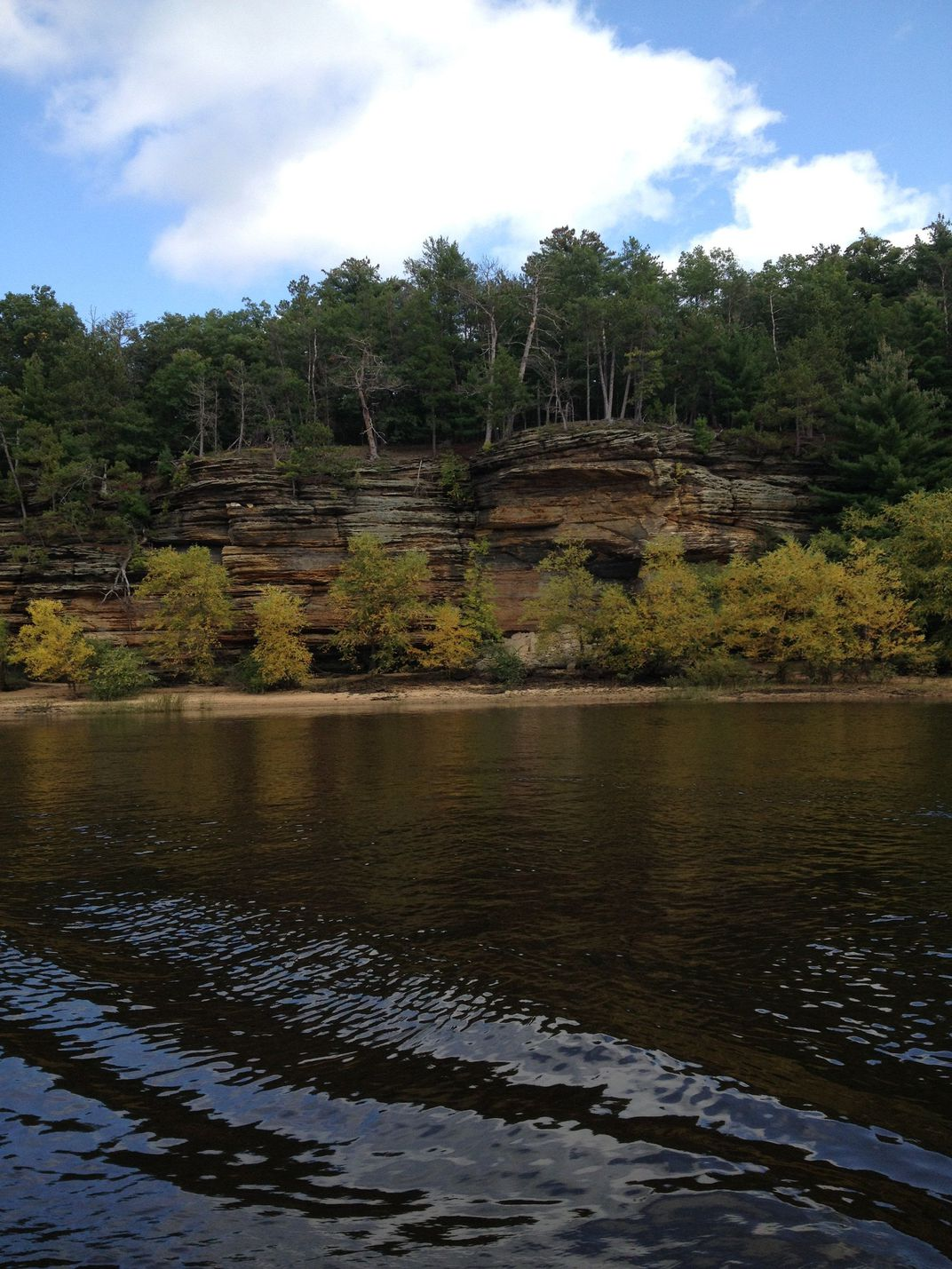 Wisconsin Dells And The Beautiful Cambrian Sandstone Rock - The incredible winners of the 14th smithsonian photo competition