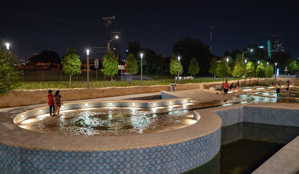 The first phase of San Pedro Culture Park, dubbed