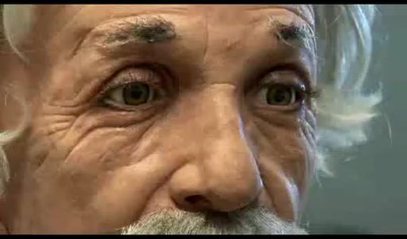 Preview thumbnail for video'Albert Einstein Lives On