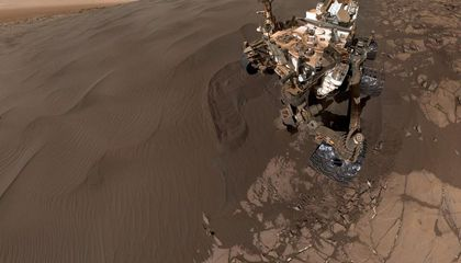 Take 360-Degree Tours of Mars and the Moon