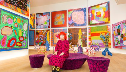 Follow the Polka Dots to Yayoi Kusama's Infinity Rooms That Are Breaking Museum Records