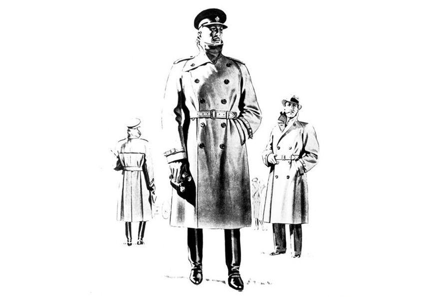 f320fb7b55 The Classy Rise of the Trench Coat