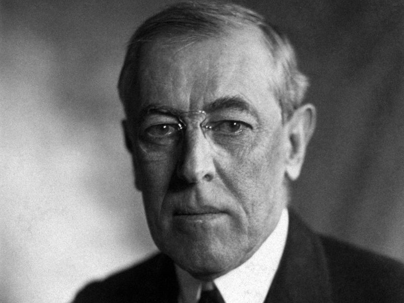 What Did President Wilson Mean When He Called For Peace Without