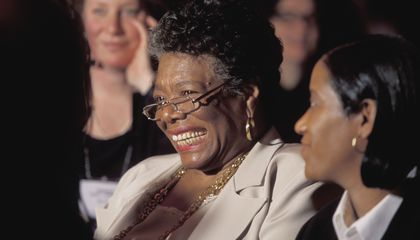 35 Who Made a Difference: Maya Angelou