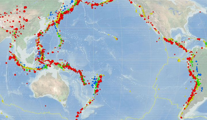 Machine Learning Applied to Earthquake Prediction