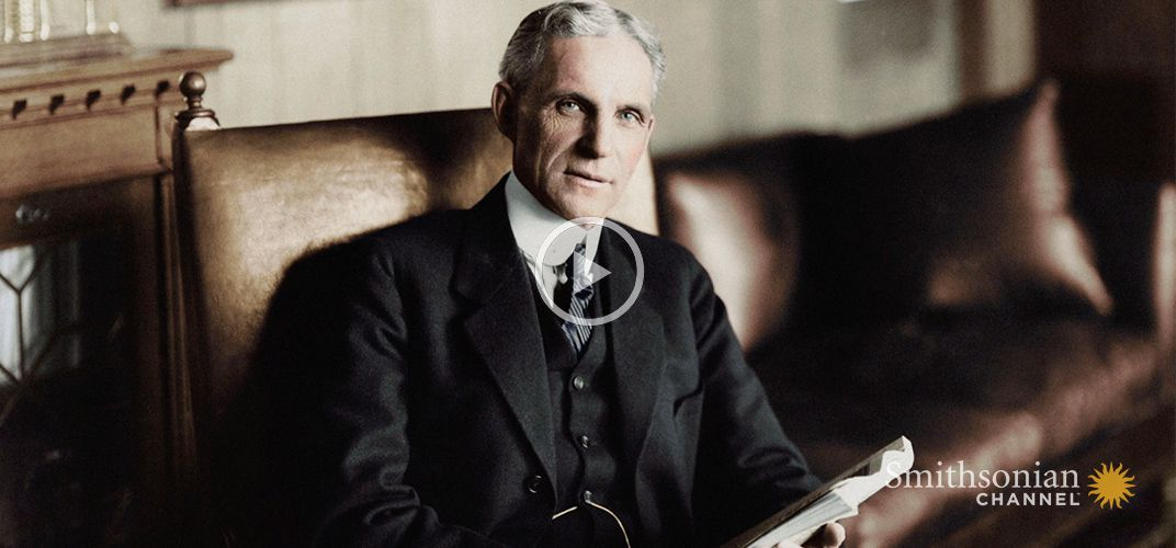 Caption: How Pacifist Henry Ford Became a Major WWI Supplier