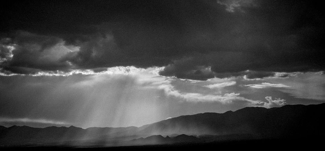 Landscape in black and white. Credit: Carlan Tapp, Smithsonian Journeys Photography Expert
