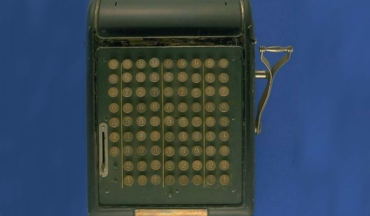 The History of America's First Adding Machine