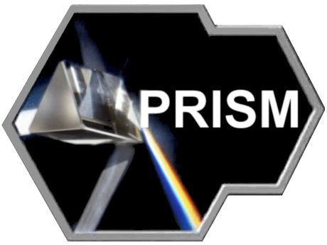 The logo for the NSA's PRISM project