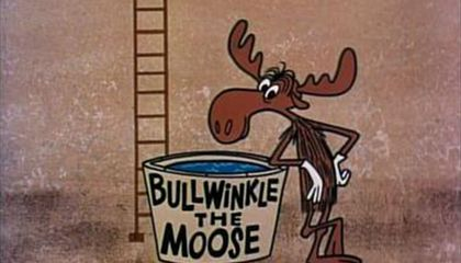 How Bullwinkle Taught Kids Sophisticated Political Satire