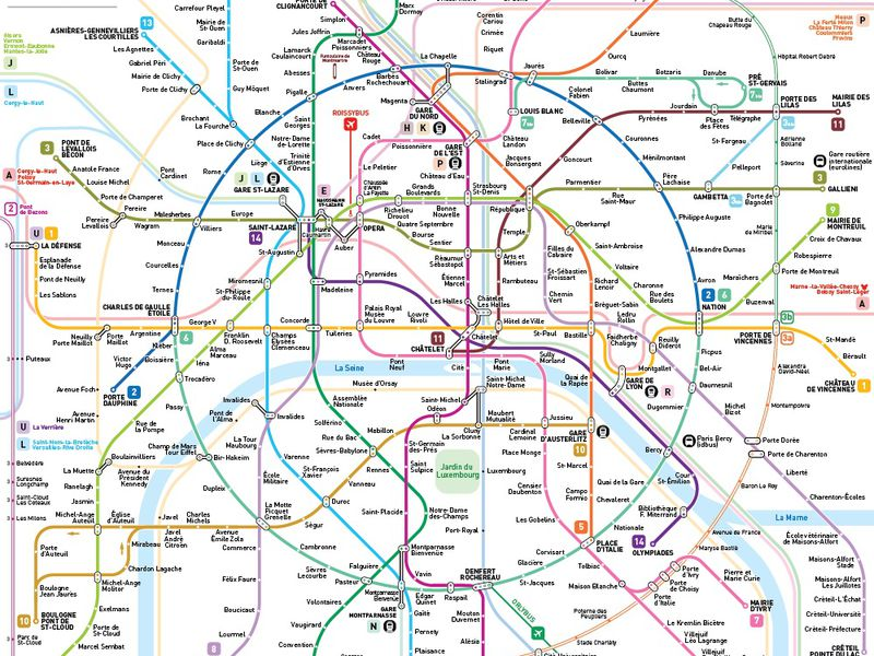 France Subway Map.This Architect Spends His Free Time Reinventing The World S Subway
