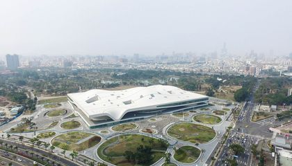 Taiwan Is Now Home to the World's Largest Performing Arts Center