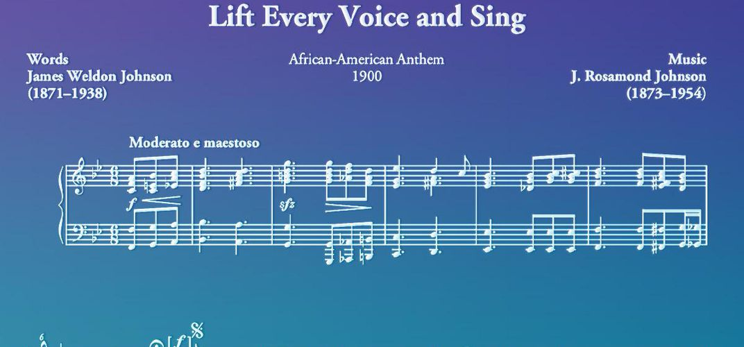 Caption: Lifting Every Voice to Sing