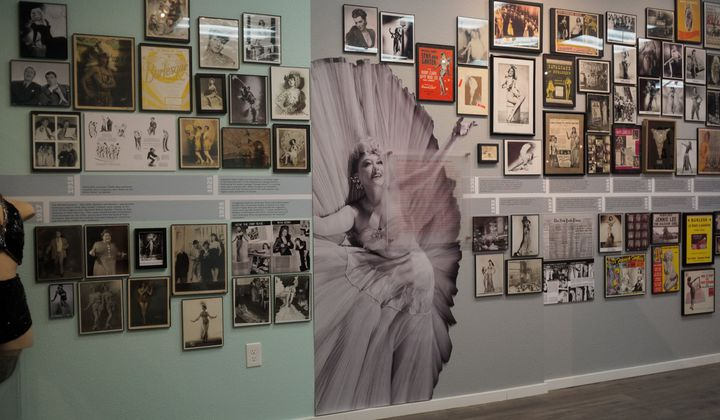 Burlesque Hall Of Fame Museum Day Smithsonian Magazine
