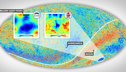 What Created the Universe's Cold Spot?