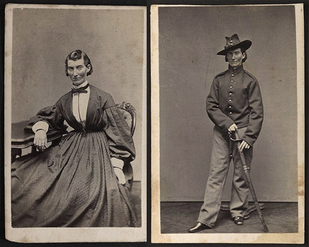 e41df384fd Women Fought in the Civil War Disguised As Men (And So Do Today s  Re-enactors)