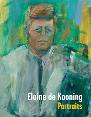 Preview thumbnail for video 'Elaine de Kooning: Portraits