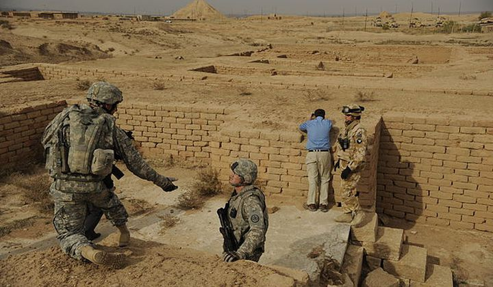 ISIS Has Destroyed a Nearly 3,000-Year-Old Assyrian Ziggurat | Smart