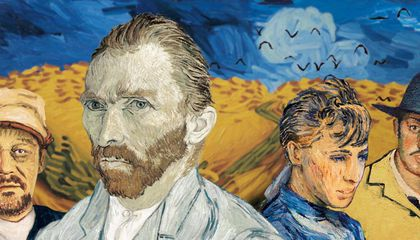 This Animated Movie About Van Gogh Is Made Entirely of Oil Paintings