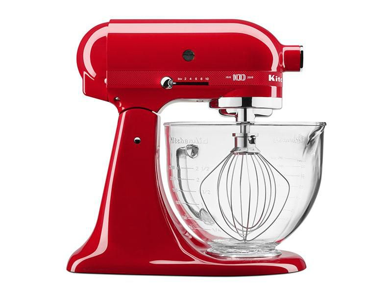 For 100 Years Kitchenaid Has Been The Stand Up Brand Of Stand Mixers At The Smithsonian Smithsonian Magazine