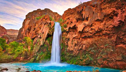 North America's Most Spectacular Waterfalls