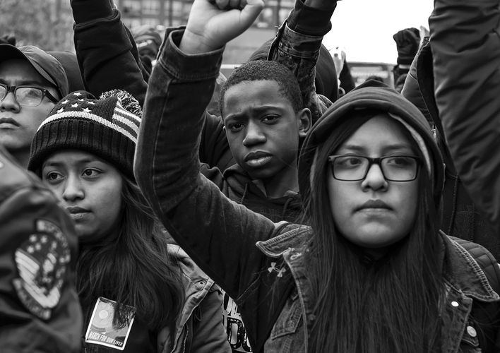 Frontline, March for Our Lives, Chicago