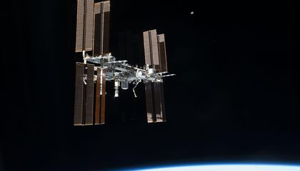 Ask the Astronaut: Can you feel the movement of the space station?
