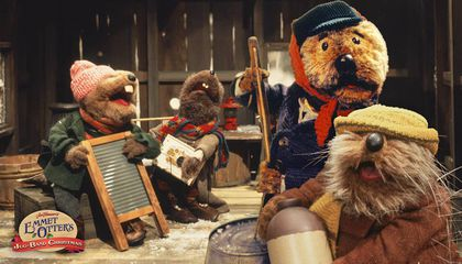 Emmet Otters Jug Band Christmas Book.This Cult Classic Christmas Special Is Quintessential Jim