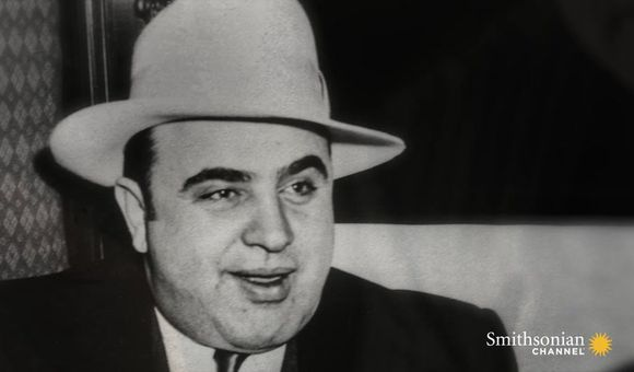 Preview thumbnail for video'Why Al Capone Wasn't Your Typical Discreet Gangster