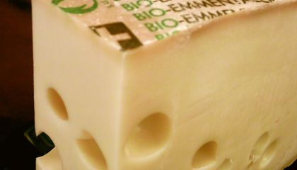 Dutch Company Can't Copyright the Taste of Its Cheese, E.U. Court Rules