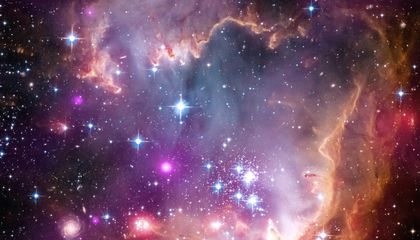 Half of Our Atoms May Come From Other Galaxies