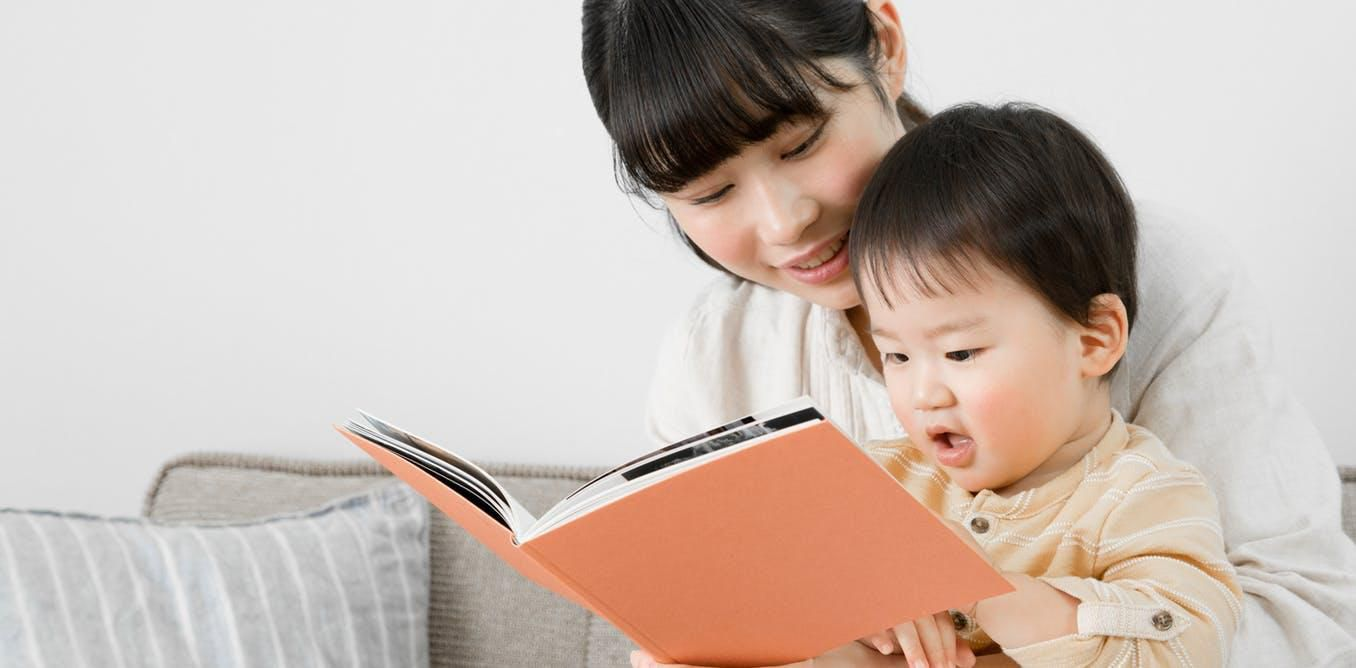Brain studies suggest what books to read to your baby and when