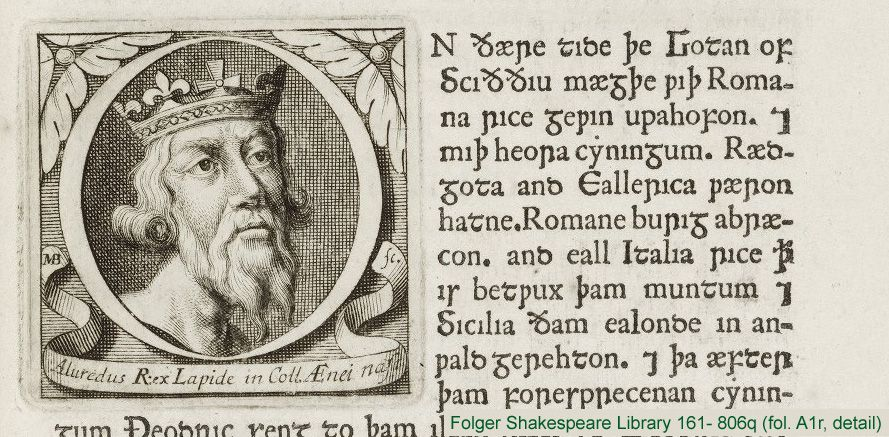 Folger Shakespeare Library Digital Image Collection
